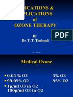Medical Ozone as a Focal Point of Criticism