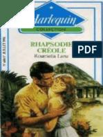 Roumelia Lane - Rhapsodie Creole