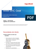 Mobil SHC Gear Para Cajas de Engranes