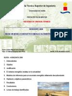 Horizonte 2050 Presentacion