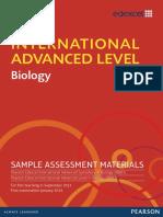 IAL Biology SAM Booklet (1)