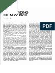 Kenneth E Hagin - Leaflet - Understanding the New Birth