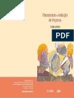 Guião Prático - Planeamento e Avaliação de Propectos - Dgidc
