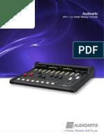 AudioartsAIR1 USB Brochure 100413