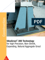 Grout 300 Technology