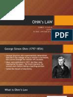 OHMs-LAW