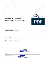 SC520.1 LSMR Procedures for SCFT