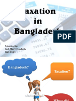 Bangladesh Taxation System