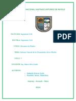 1. Informe General de Mecanica de Fluidos