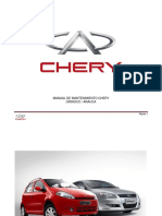 Manual Mantenimiento Chery