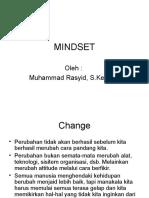 Rekonstruksi MINDSET
