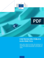 Guía práctica de contratación pública.