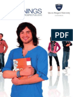 QM UG Prospectus 2010