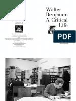 Eiland Jennings Walter Benjamin Kriticka Biografija 2014