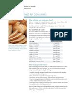 Folate Consumer