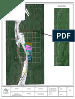 Localización en Planta Obras Encauzamiento y Protección Ribera (2)