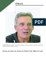 Ministério Público Intima Lula a Depor Sobre Tríplex Como Investigado - 29-01-2016 - Poder - Folha de S
