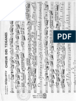 CHOEUR DES TZIGANES From Il Trovatore (Coro de Gitanos)