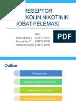 Asetil Kolin Nikotinik