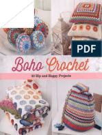 Boho Crochet - 30 Hip and Happy Projects