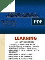 Learning in Ob
