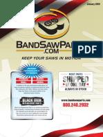 Band Saw Parts 2009