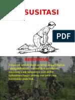 Manajemen Gawat Darurat Lapangan 2