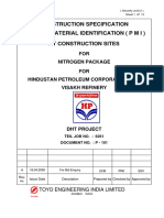 9.19 - P-101_positive Material Identification