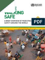 Make Walking Safe