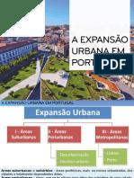 Expansão Urbana Em Portugal III - Areal Gina 15-16