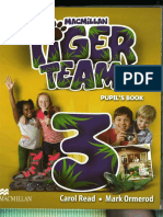 Tiger Team 3º PRIMARIA Pupil s Book