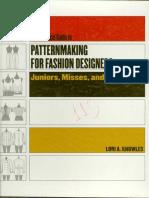 Patternmaking for Fashion Designers