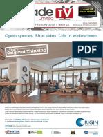 MyTradeTV Glass and Glazing Digital Magazine February 2015