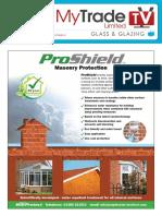 MyTradeTV Glass and Glazing Digital Magazine July 2014