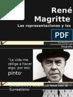René Magritte Presentación