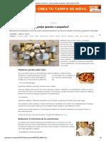 Mejillones en Conserva, ¿Mejor Grandes o Pequeños_ _ BuenaVida _ EL PAÍS