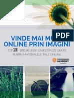 Vinde Mai Mult Online Prin Imagini_Top21 Siteuri eBook