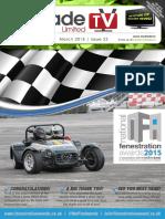 MyTradeTV Glass and Glazing Digital Magazine March 2015