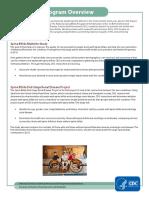 Spin a Bifida Program Overview