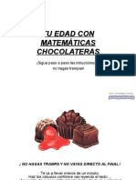 Matematicas-Chocolateras