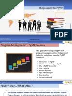 PgMP Journey Introduction