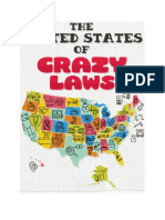 Kooky U.S. Laws