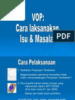 Isu & Cabaran VOP