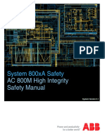 3BNP004865-513 a en System 800xA Safety 5.1 RevC AC 800M High Integrity Safety Manual