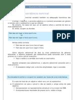 Português - Gramática Eletrônica 15 - Concordância Nominal