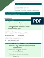 Português - Gramática Eletrônica 02 Dúvidas Mais Comuns
