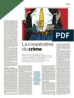 La coopération du Crime