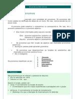 Português - Gramática Eletrônica 06 Pronomes