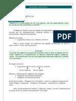 Português - Gramática Eletrônica 11 Regência