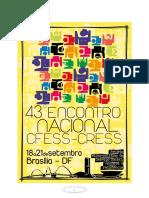 Relatório Final 43º CFESS-CRESS